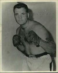 Johnny Featherman boxer