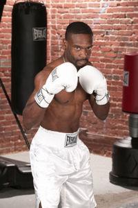 Jonathan Reid boxer