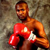 Derrick Harmon boxer