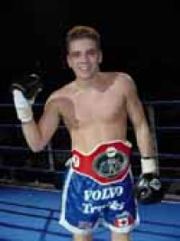 Brooke Wellby boxer