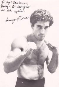 Sammy Rivera boxer
