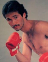 David Griman boxer