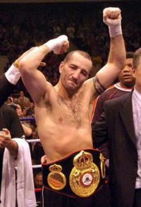 Fabrice Tiozzo boxer