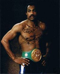 Ken Norton boxer