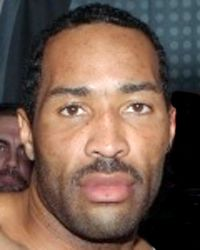 Darryl Cunningham boxer