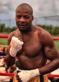 Robert Kamya boxer