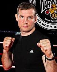 Maxim Nesterenko boxer