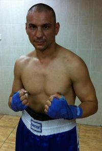 Mugurel Sebe boxer