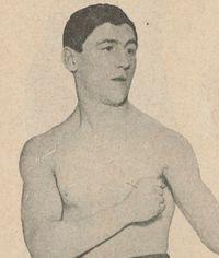 Johnny Hughes boxer