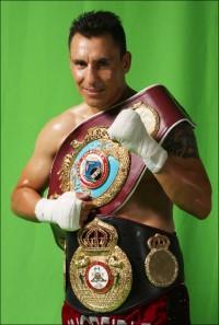 Hugo Fidel Cazares boxer