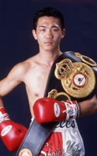 Celes Kobayashi boxer