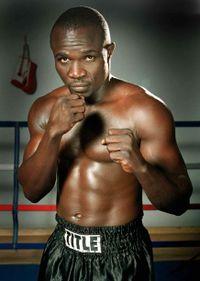 Evans Ashira boxer