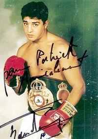 Laurent Boudouani boxer