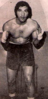 Carlos Alberto Salinas boxer