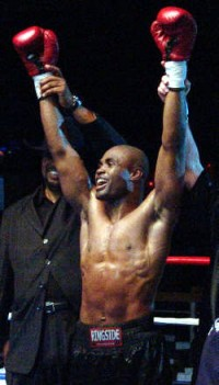Jaffa Ballogou boxer