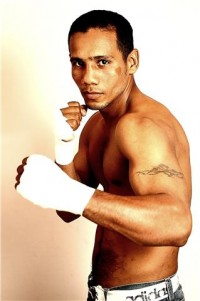 William Morelo boxer