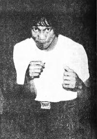 Flash Gallego boxer