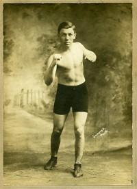 Willie Moody boxer