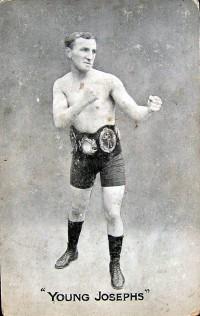 Young Joseph boxer
