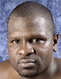 Kevin Johnson boxer