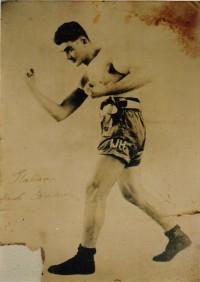 Italian Jack Herman boxer