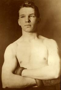Eddie Nearing boxer