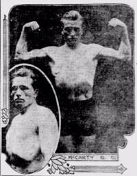 Tom McCarty boxer
