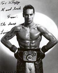Louie Lomeli boxer