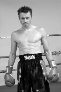 Oisin Fagan boxer