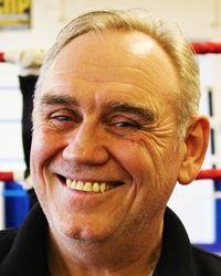 Bobby Rimmer boxer