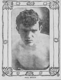 Phil Brock boxer