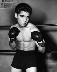 Pimi Barajas boxer