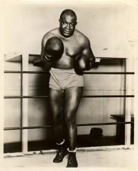George Godfrey boxer