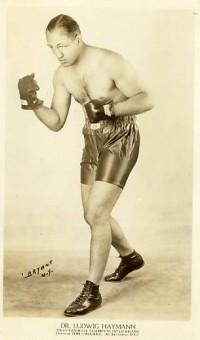 Ludwig Haymann boxer