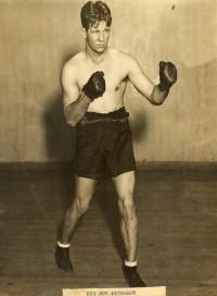 Big Boy Peterson boxer