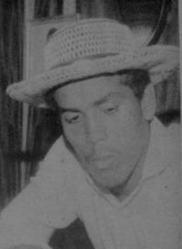 Ruben Almillategui boxer