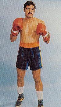 Gerrie Coetzee boxer