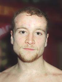 Dominic Negus boxer