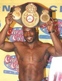 Jean Marc Mormeck boxer