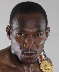 Ovill McKenzie boxer