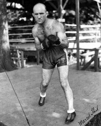 Marcel Thil boxer