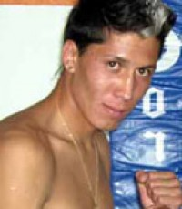 Reyes Sanchez boxer