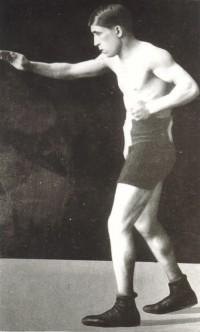 Robert Dastillon boxer