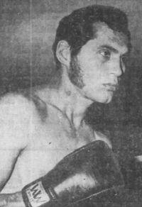 Jose Angel Herrera boxer