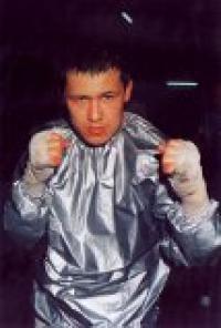 Francisco Antonio Mora boxer