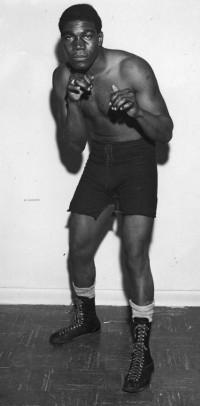 Johnny Hayden boxer