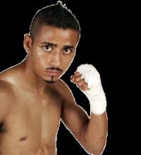 Giovani Segura boxer