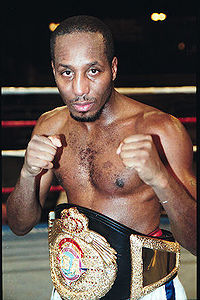 Junior Jones boxer