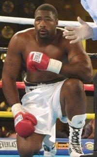 Otis Tisdale boxer