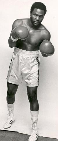Richie Kates boxer